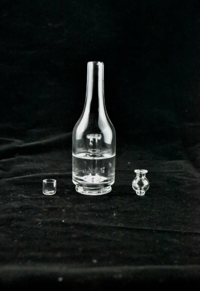 7new двойной Carta рециркуляции и пиковая стеклянные принадлежности популярной 3 мм толщина стекла могут быть использованы для курения