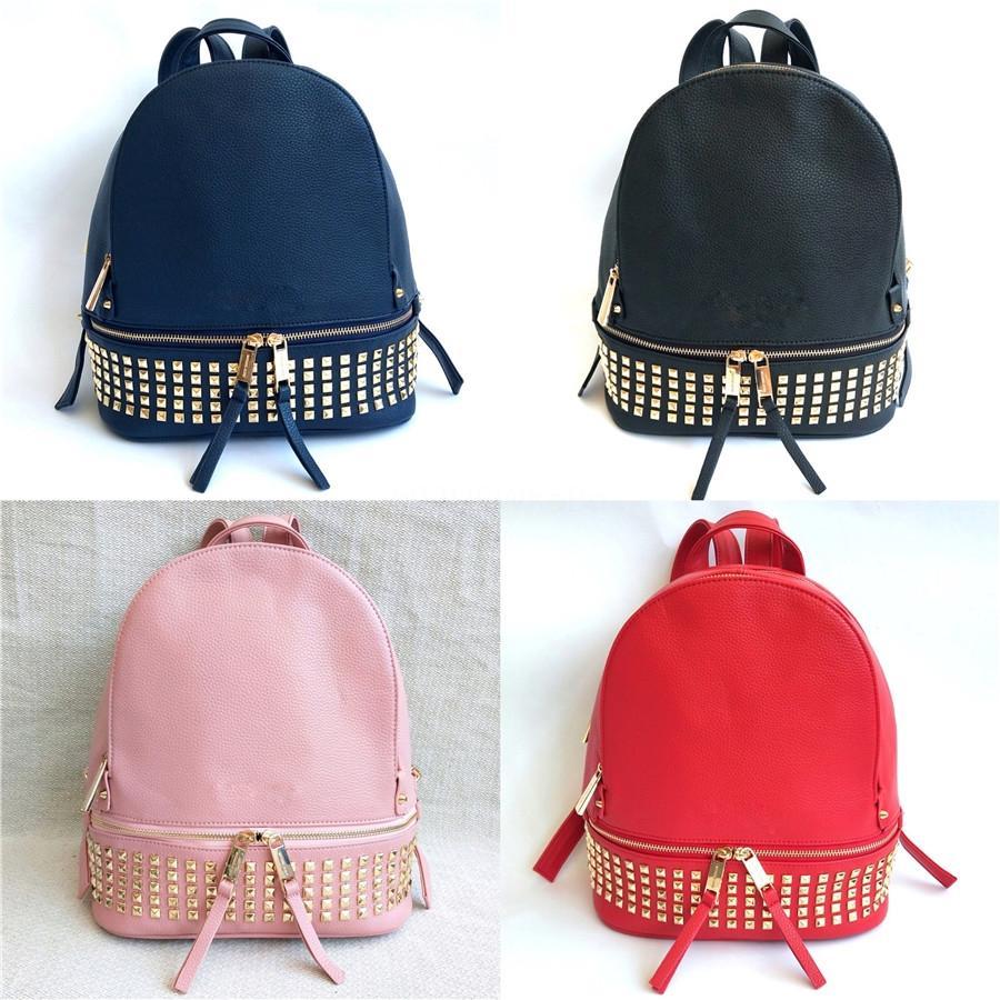 Новый Ashion Top-Handle сумки для женщин 2020 роскошный Pu кожаный рюкзак дизайнер бисером кисточкой сумка женская повседневная сумки #931