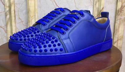 Vente-ut Hot Suede Toe Casual De Spike Flats Red Shoes Bas pour les hommes et les femmes du Parti Desi