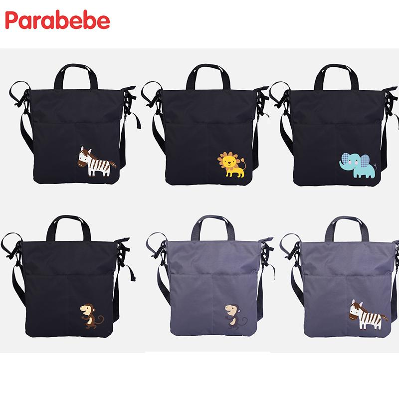 portable baby bag for stroller Tote maternity diaper bag for mom baby care stroller bag for cart wheelchairs nappy organizer