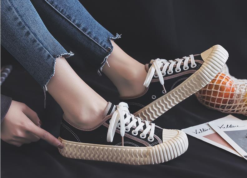 Excelsior Biscuit Shoes Korean Girls