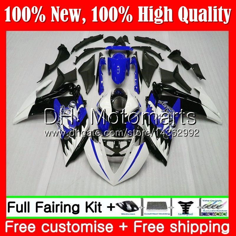 For Yamaha YZFR3 YZF R3 2015 CNC Alloy Complete Fairing Bolt Kit Bodywork Screws M5 M6