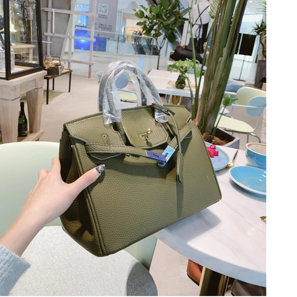 Женщины мешок высокого качества размер плечо сумка 30см Изысканный подарок коробка WSJ003 # 112060 kids04