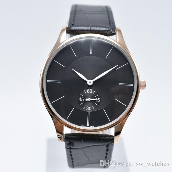 판매 럭셔리 손목 시계 남성 브랜드 남성 디자이너 시계 패션 스포츠 시계 남성 시계 자동 날짜 클래식 Montre 드 럭스