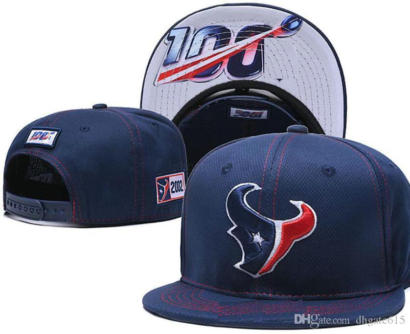 2020 Comercio al por mayor sombrero de Houston HOU casquillo del snapback de fútbol gorras de plato de ala Equipo de pelota Tamaño a07 gorra de béisbol hombres de las mujeres de moda retro clásico