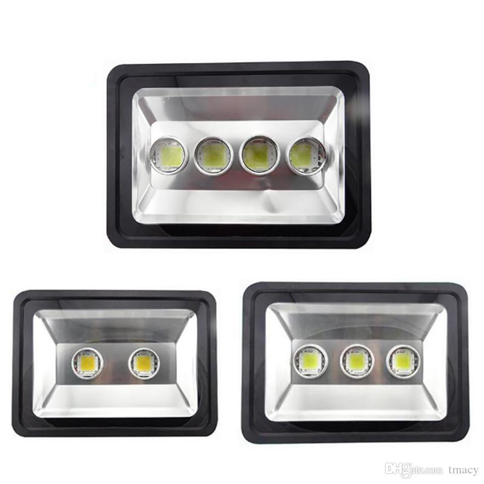 LED 200W 300W 400W Projektör Mekan LED Projektör lamba su geçirmez LED proje lampTunnel ışık AC 85-265V