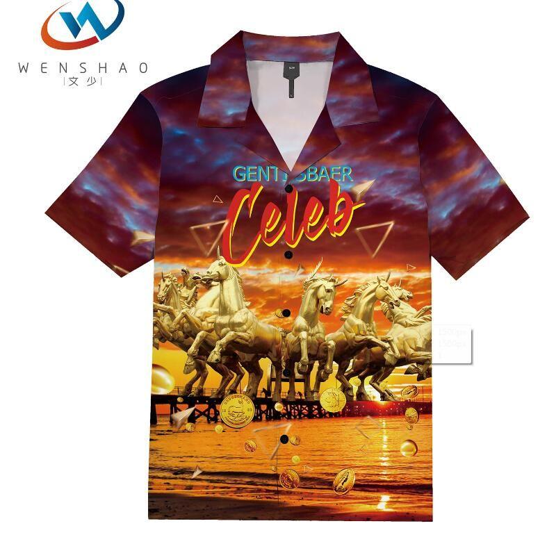 = 2020 ilkbahar yaz marka etiketi elbise erkekler Polo tişört yaka yaka kumaş mektup eğlence erkekler tişörtler ParisJJ45 Marka adı