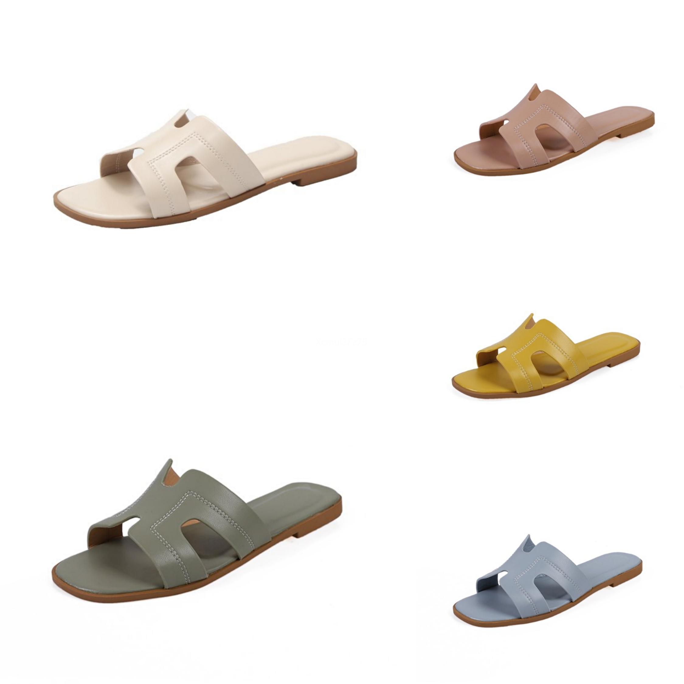 Sagace 2020 Kadınlar Terlik Kadın Düz Tabanlı Toka Klip Burun Deri Nefes Casual Bayan Ayakkabıları Rahat Artı boyutu 37-43 # 413