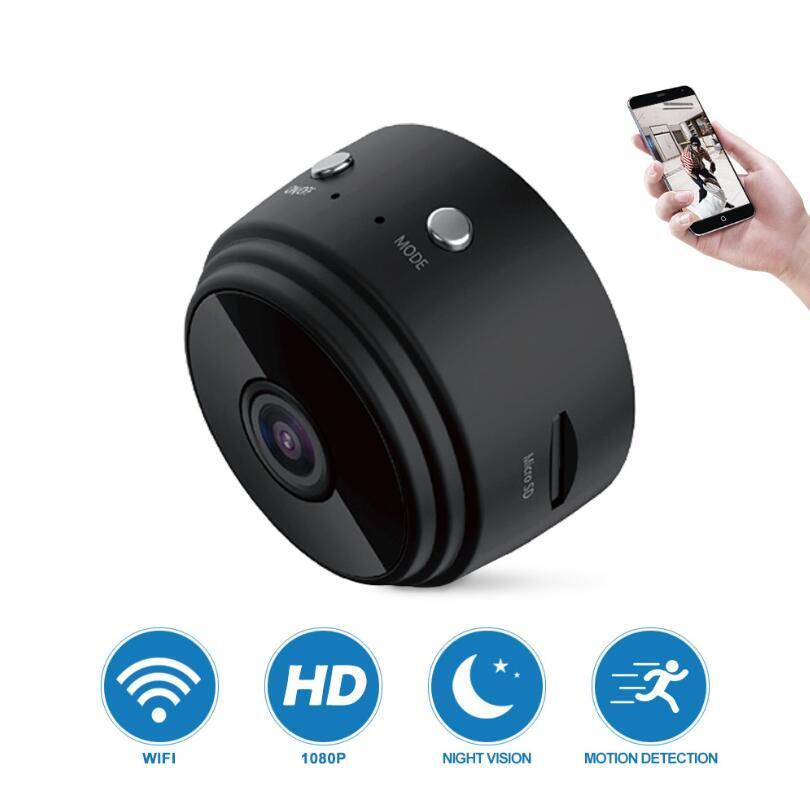 A9 Мини камера 1080P Full-HD беспроводной Wi-Fi камеры дома безопасности ночное видение движения обнаружение видеокамеры Mini DV CAM