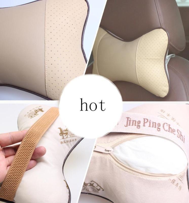 1PC Car Auto Seat Head Neck Rest Cushion Headrest Pillow Pad Sep 15