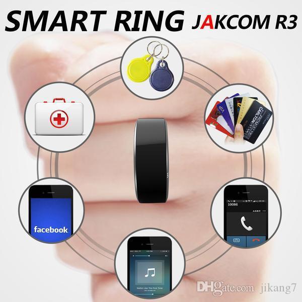 JAKCOM R3 intelligent anneau Vente chaud dans Carte d'accès de contrôle comme go les prix des voitures de kart anneau de porte en bois de jardin