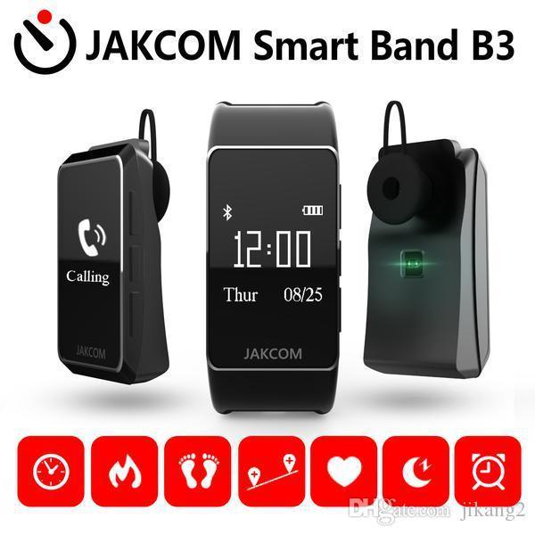JAKCOM B3 inteligente reloj caliente de la venta de dispositivos inteligentes como el oro smartwhatch fernseher