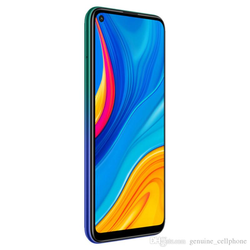Original Huawe Enjoy 10 4G LTE Cell Phone 6GB RAM 64GB ROM Kirin 710F Octa Core Android 6.39 inches Full Screen 48.0MP Face ID Mobile Phone