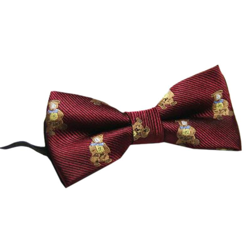 Lovely Children Bow Tie Butterfly Girls Boys Tie Red Black Fashion Student Activities Stage Performances Small Bow Tie