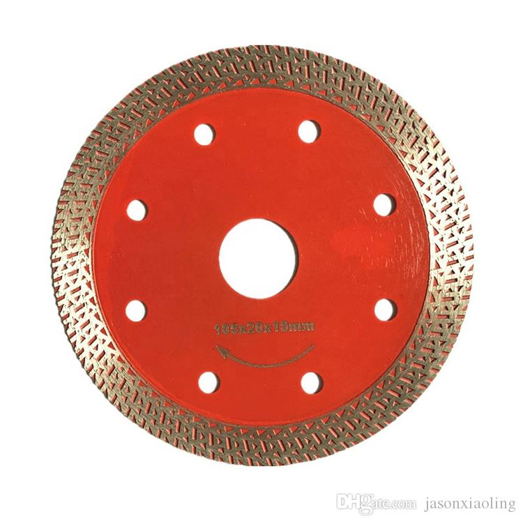 Turbo Saw Blade for Porcelain and Ceramic Tile Cutting Blade Disc Cutter Diamond Disk China Professional Diamond Tools Supplier