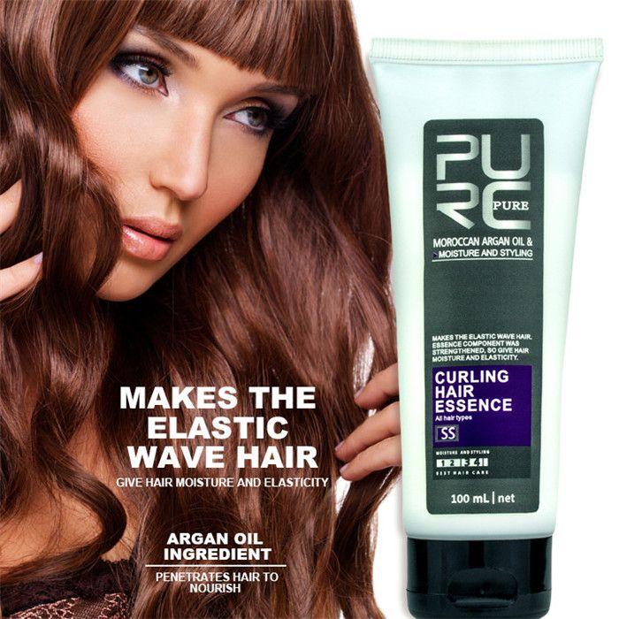 Усилители Curl Curl Curl Curl CURC BURG Argan 100 мл Сделайте влагу волос и укладку и упругих волос на волну 100 мл ухода за волосами