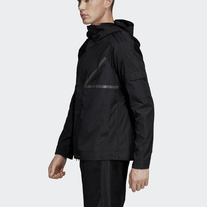 Mens Femmes À Capuche Coupe-Vent Marque Outwear Vestes Hiphop Manteaux Streetwear Designer Chandail Zipper Luminous À Manches Longues Sport B100005L