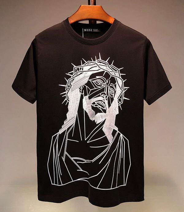 Nouveau été T-shirt Impression 3D Designer T-shirt de luxe des hommes de T-Shirts Hip Hop Hommes Femmes manches courtes T-shirts Taille S-XXL