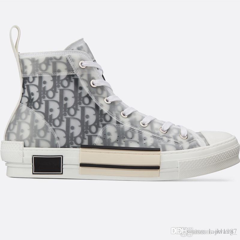 Sneaker Мужчины Женщина обувь Спорт Lace-Up Мода Кроссовки Кроссовки Повседневная обувь люкс Mens женщина с продажи Размер 35-45