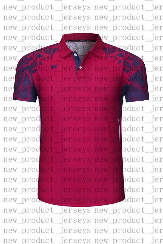 0038 Lastest Мужчины трикотажные изделия футбола Горячие продажи Открытый одежда Футбол одежда высокого Quality2020