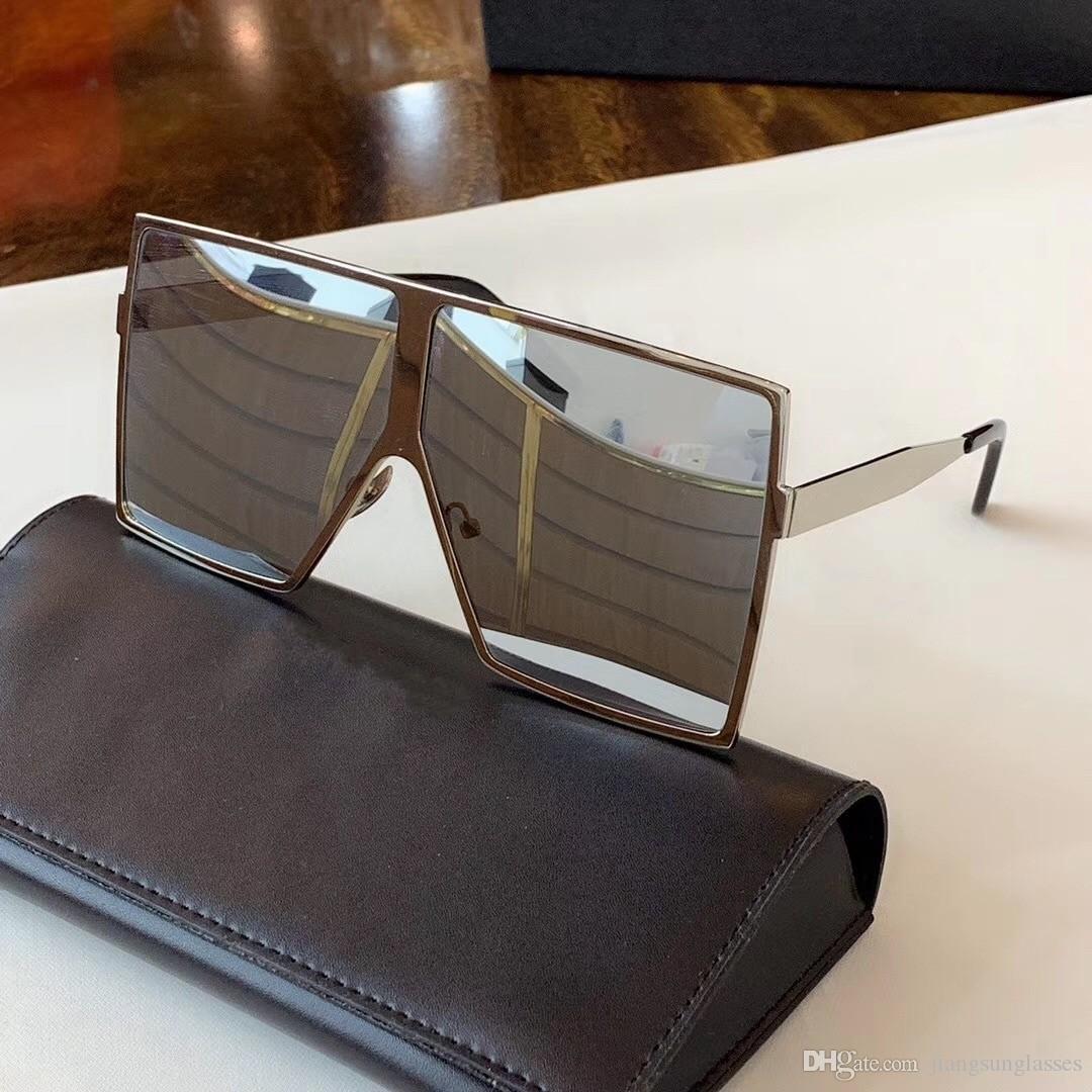 جديد مصمم النظارات الشمسية 182 إمرأة نظارات شمس للنظارات شمسية عدسة النساء النساء نظارات شمسية نظارات مصمم الحماية للأشعة فوق البنفسجية مع حالة