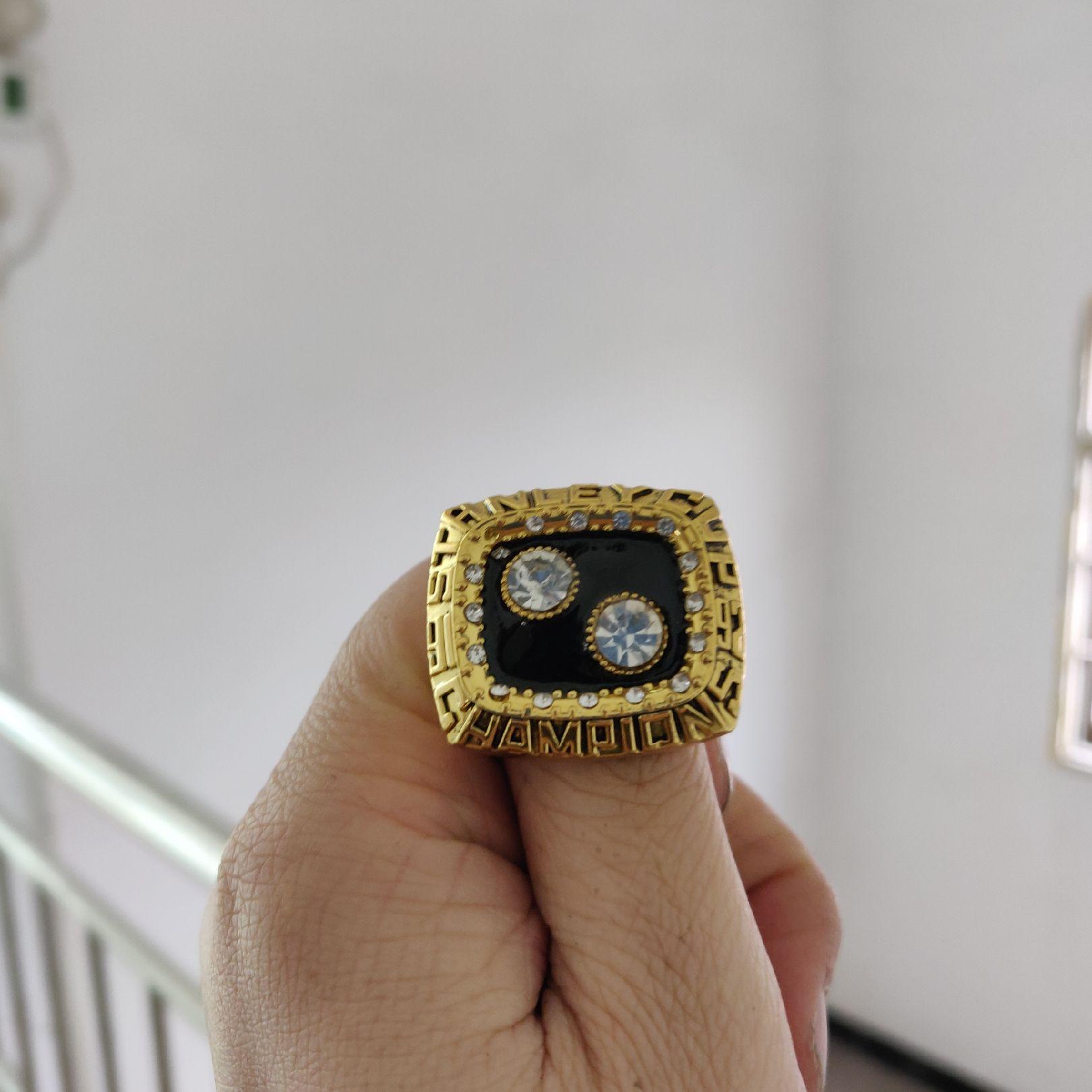 2019 Оптовая 1992 Питтсбург Пингвин с Кубок Стэнли чемпионат кольцо TideHoliday подарки для друзей