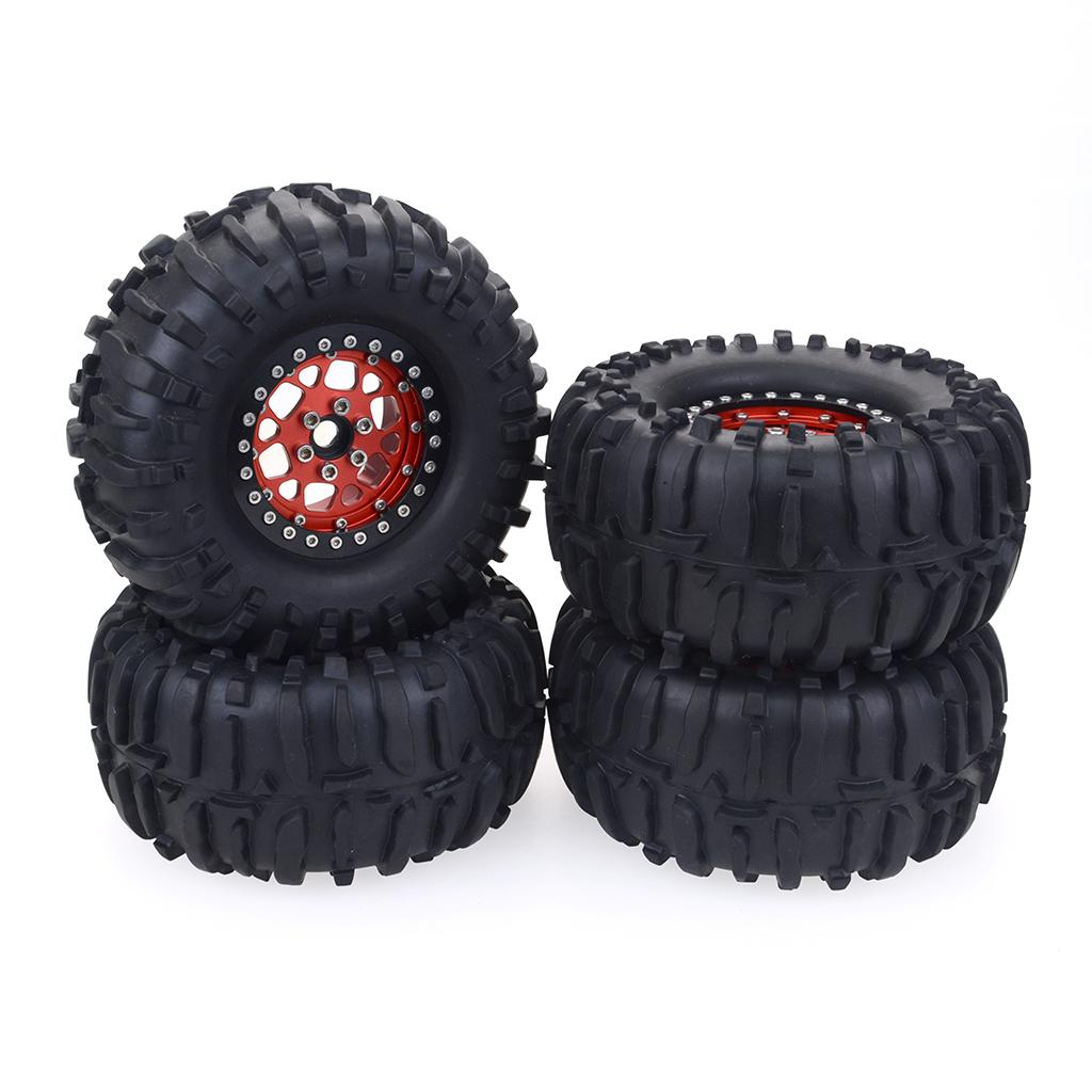 2020 New Rc 1 10 Crawler Truck Wheels Tires For Redcattx Mauler Traxxas Trx4 Rgt Traction Hobby Hpi Ffounder Ii Axial Scx10 Ii From Modelstore 36 19 Dhgate Com