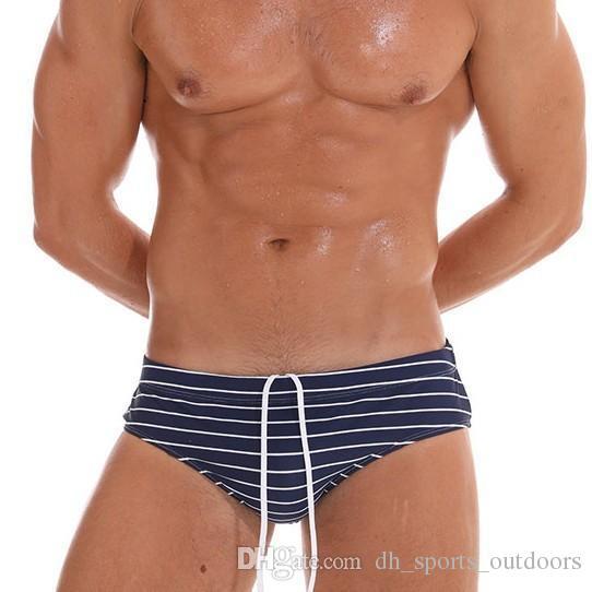 Men/'s Swimming Bikini Briefs Pad Swim Surf Board Trunks Shorts Shark Swimwear