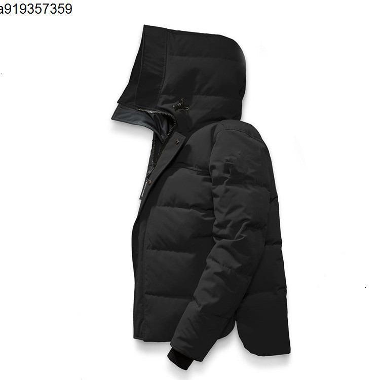 Preto Casacos de sexta-feira para baixo os homens jaqueta homens inverno jassen Chaquetas Casacos com capuz inverno casaco de pele marca do Cabo