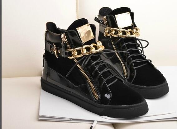 reputable site e5cc0 6be66 Christian Louboutin CL Hip Hop Fashion Men'S Sneakers High To Help Soft  Bottom Comfortable Men'S Casual Shoes Men'S Shoes Street Dance 08 Hiking  Shoes ...