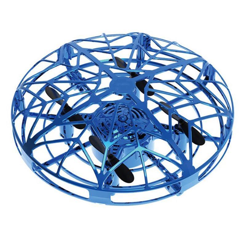 UFO RC самолет летающий вертолет мини-беспилотник Ufo Rc Drone Infraed индукции самолета Quadcopter Upgrade Hot высокое качество Rc игрушки для детей