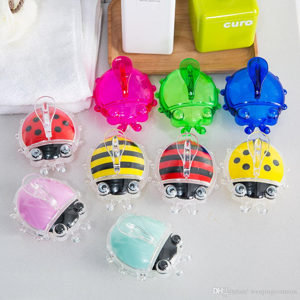 Baby multifunktionsmassage Kamm Nass und Trocken Doppelnutzung Kopfhaar Badebürste für Neugeborene Biene EVA PS Kopfhaarbürste