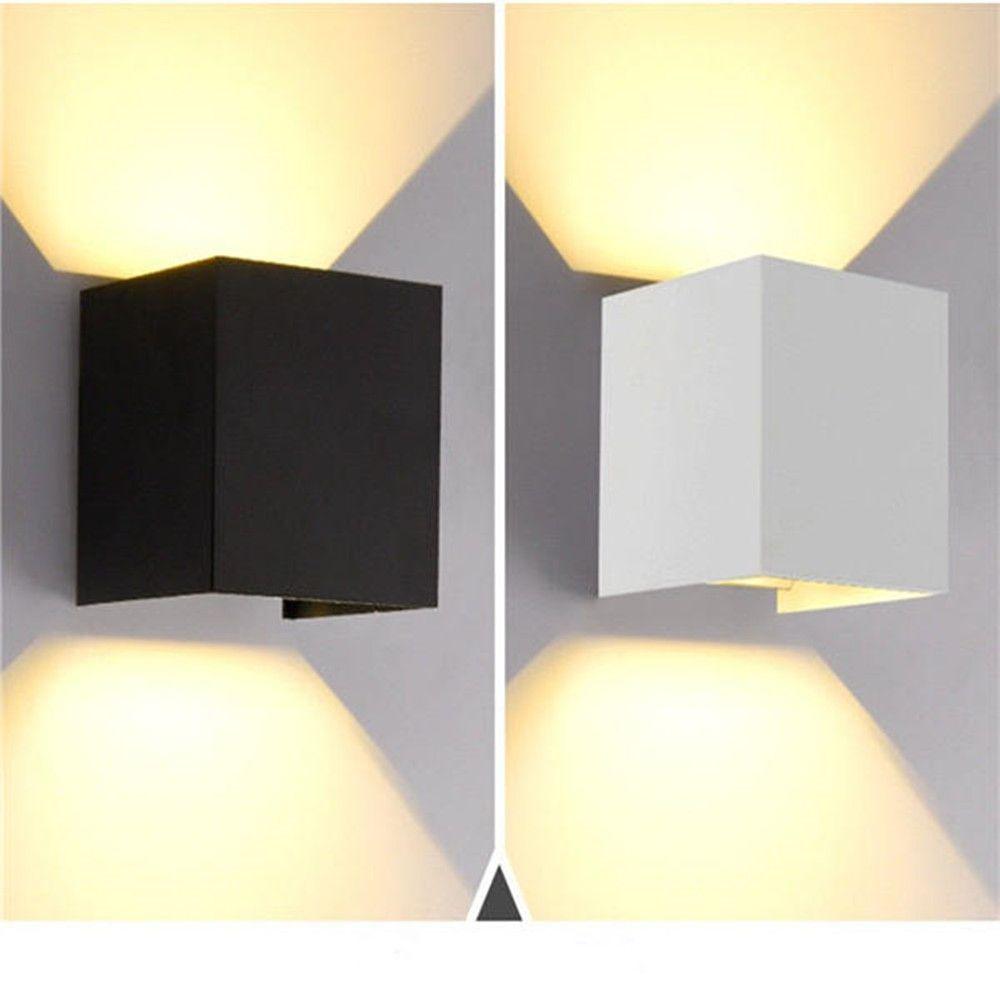 DSstyles LED Dimmer Switch Brightness Adjust Controller for 3528 5050 5730 5630 Single Color Strip Light DC 12V 24V Black