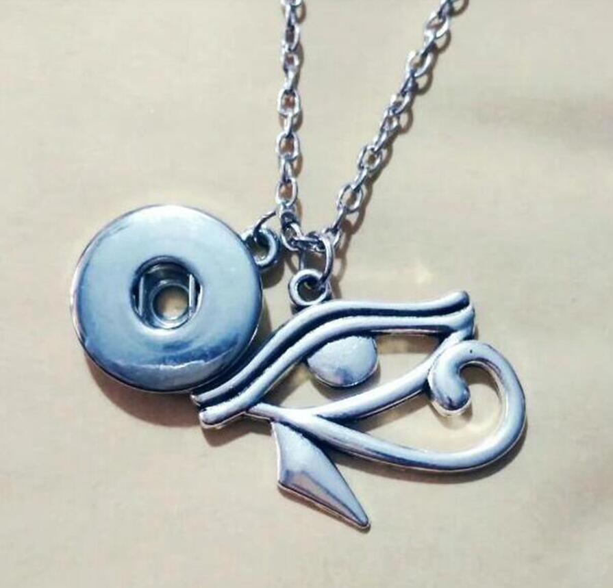 Das Auge des Horus, Ägypten Einfach Evil Eye Halskette Women Schutzhandgefertigte Ketten-Halsketten für Frauenschmucksache-Geschenk 538