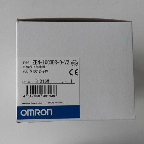 Новые контроллеры Omron ZEN-10C2DR-DV2 ZEN10C2DRDV2 гарантия на один год