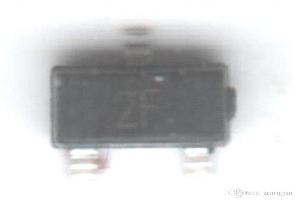 50шт MMBT2907 Код: 2F PNP общего назначения Транзисторы, Триод