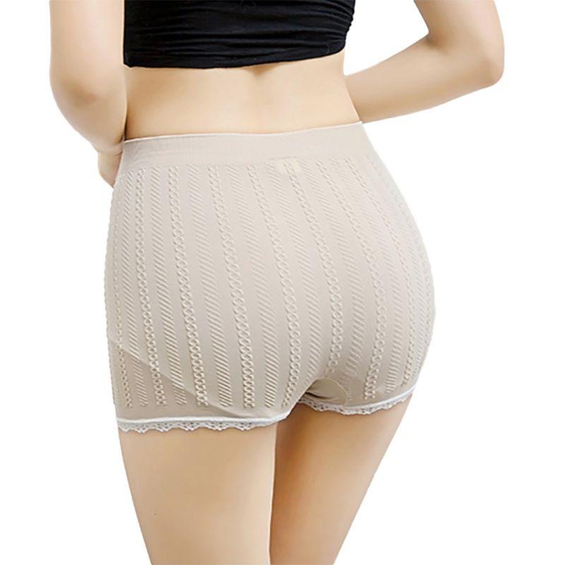 Cuecas De Mulher Verão Cuecas Sem Costura Roupa Interior vazia Cuecas De Mulher emagrece renda Emagrecimento segurança mallas cortes mujer*