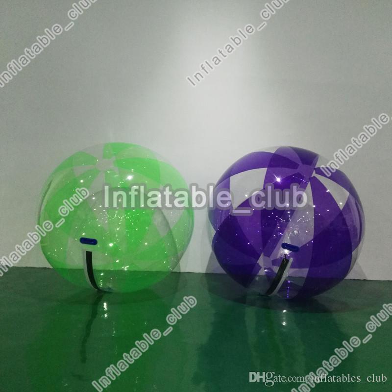 الشحن مجانا نفخ كرة الماء للبيع شعبية المشي كرة الماء للسباحة ألعاب pvc / tpu بكرة الماء الكرة رخيصة
