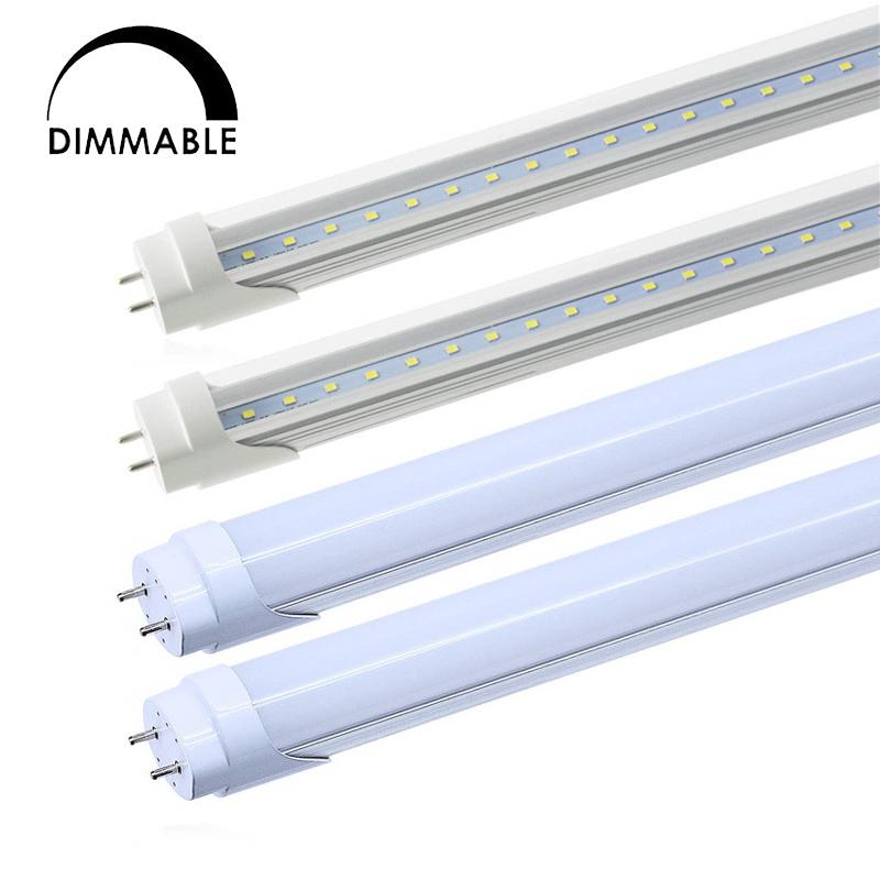 Dimmable Fluorescent Replacement Tube T8 Led Light Tubes Led