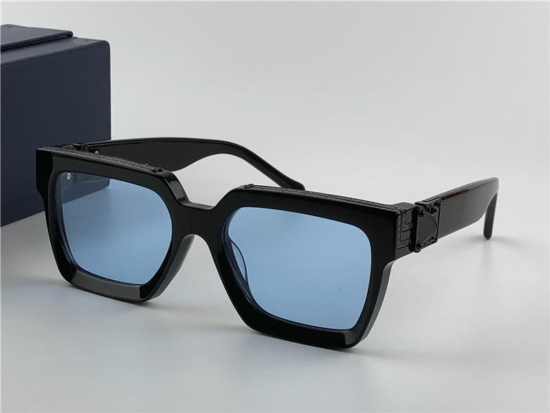 Top-Qualität 1165 classic für Männer Frauen populären Mens-Sonnenbrille Art und Weise Sommer-Art-Laser vergoldete UV400 Brillen kommen mit Fall 96006
