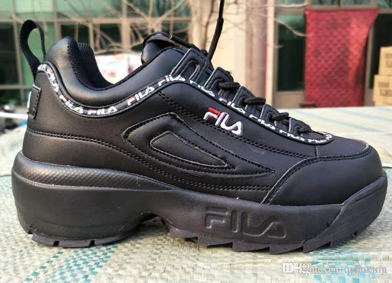 FILA XZ09 fashion sneakers,loafers, men