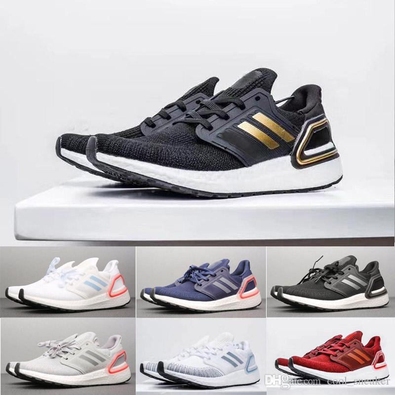 2020 الجديدة UltraBoost 20 6.0 اتحاد UB6.0 مدرب الرياضة الاحذية للرجال النساء حذاء رياضة size5-11