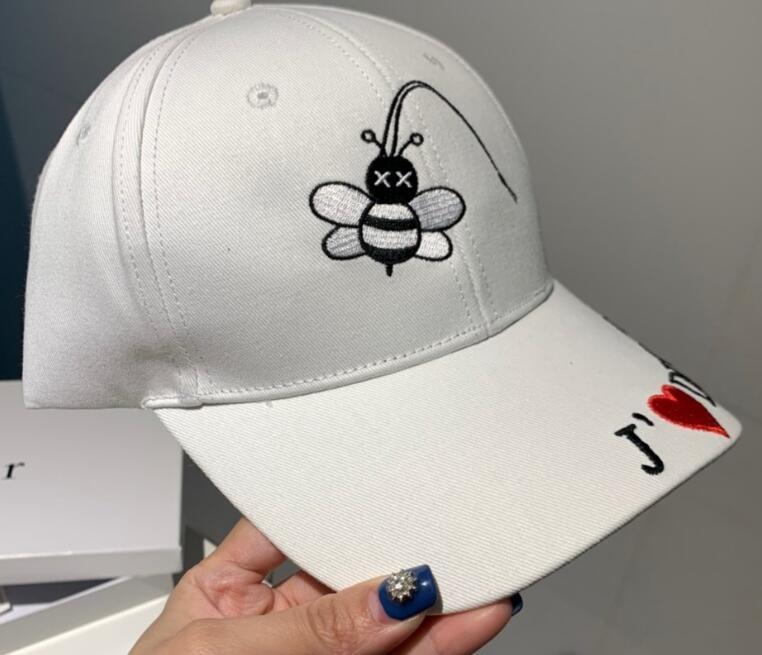 più popolare cappello 2020 nuova del progettista degli uomini di stampa di e modo delle donne di piccolo cappello di svago cappello della spiaggia sport hip hop con la scatola 1143