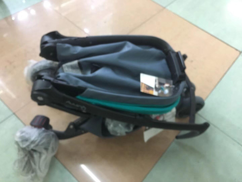 0115Dutch Quinny Zapp Flex Light Baby Stroller Can Sit and Lie Baby Umbrella Car Children's Trolley