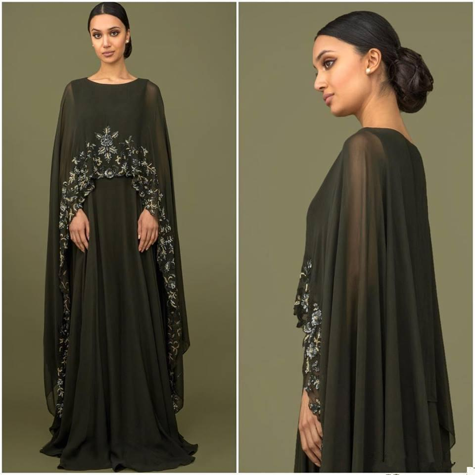 Black Mother Of The Bride Dresses Chiffon Appliqued Beaded A Line Chiffon Wedding Guest Dress For Mother Formal Occasion Gowns