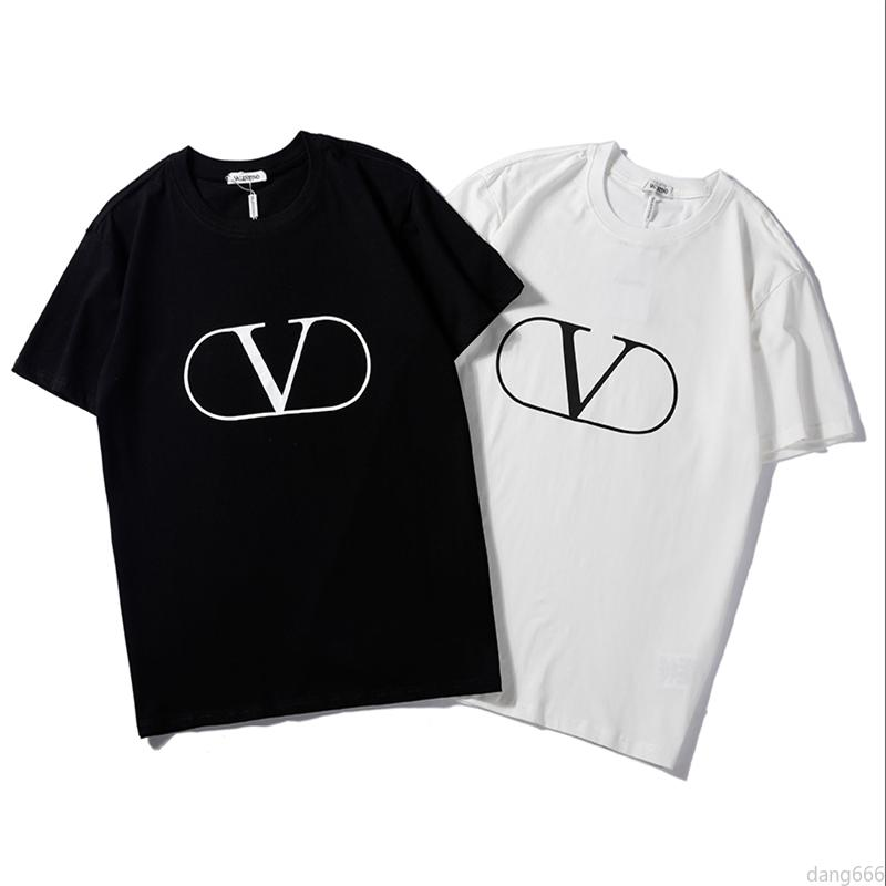 Summer Brand Designer Couple T Shirts Mens Fashion Designer Short Sleeve Round Collar T Shirts Cotton Casual Sports Style Pullovers Tee Top Coolest Shirts Funny T Shirt Slogans From Woxiangmomer 14 21 Dhgate Com