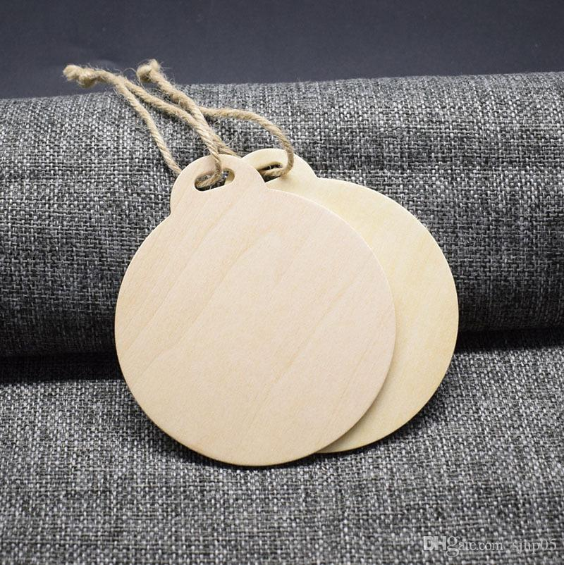 Large Wooden Round Tags 10CM Circle Wood Labels For Wedding Party Favors  Hanging Tag Blank Gift Tag DIY Decoration NZ 2019 From Sjnp05, NZ $0 6  