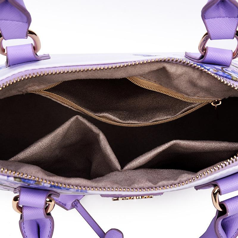 Handbags The Fashion Summer Brand Female Designer-Printing Designer In Shoulder 2018 Main Bag Shell Handbag C19031801 Handbags Obmst