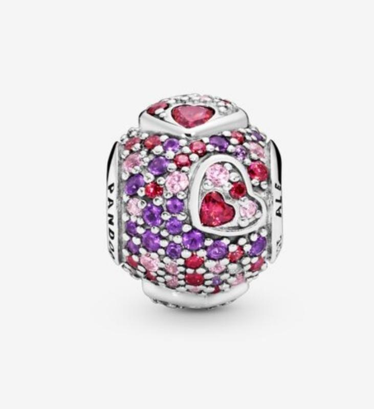 925 Sterlingsilber-Perlen funkelnde weiße Daisy Charm Charms Fits Europäische Für Pandora Style Schmuck Armbänder Halskette 02.256.002