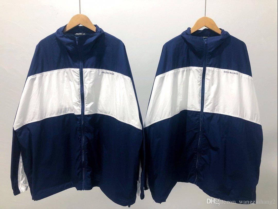 2020SS femmes veste de mode classique hit couleur solaire lumière coton respirant tissu retour broderie Taille S-M couple vestes
